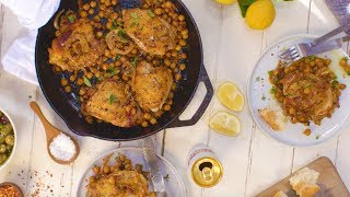 Chef Alison Roman Makes Crispy Chicken Thighs With Caramelized Lemons | Tastemade Collaborations by Tastemade