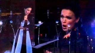 Tarja Turunen - White Christmas & The Christmas Song (Live)