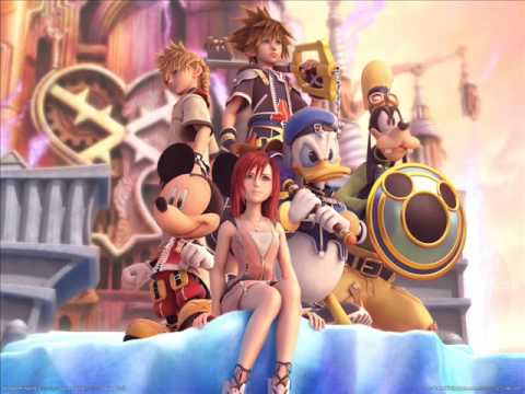 encounter - soundtrack from Kingdom Hearts 2 composed by Yoko Shimomura enjoy ^^