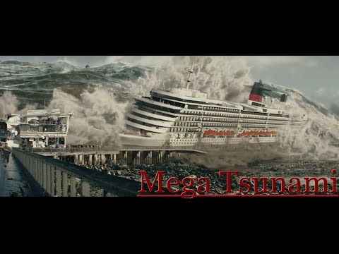 Mega Tsunami : Deep Impact (1998) San Andreas (2015)The Day After Tomorrow (2004)