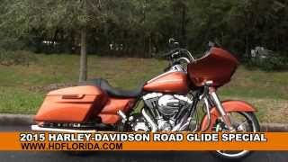 9. 2015 Harley Davidson Road Glide Special Review Specs