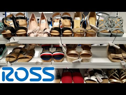 Shop WITH ME ROSS SHOES CHINESE LAUNDRY COACH GUESS SHOE WALK THROUGH MAY 2018