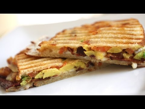panini - Hungry for more? Savor tasty KIN EATS videos & recipes here: http://bit.ly/KinEats. See the full recipe by clicking on 
