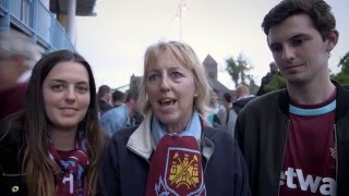 We capture the sights and sounds of the last day at West Ham's iconic Upton Ground stadium. We meet the locals and the fans and enter the turnstiles one last...