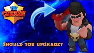 Should You Upgrade Bull in Brawl Stars? How Good is Bull!?If you enjoy and want your name in the banner please check out my Patreon here: www.patreon.com/thechickenLike the Music? Check out these Links for more!A Himitsu - https://www.youtube.com/watch?v=8BXNwnxaVQETobu - Colors [NCS Release] https://youtu.be/MEJCwccKWG0http://www.7obu.comhttp://www.soundcloud.com/7obuhttp://www.facebook.com/tobuofficialhttp://www.twitter.com/tobuofficialhttp://www.youtube.com/tobuofficialJPB - High [NCS Release] https://youtu.be/Tv6WImqSuxASoundCloud https://soundcloud.com/anis-jayFacebook https://www.facebook.com/jayprodbeatzTwitter https://twitter.com/gtaanisInstagram http://instagram.com/gtaanisBay Breeze by FortyThr33 https://soundcloud.com/fortythr33-43Creative Commons — Attribution 3.0 Unported— CC BY 3.0 http://creativecommons.org/licenses/b...Music provided by Audio Library https://youtu.be/XER8Zg0ExKUMusic Provided by NoCopyrightSoundshttps://www.youtube.com/watch?v=bM7SZ...Song: Alan Walker – FadeSong: Elektronomia - Sky High [NCS Release]Music provided by NoCopyrightSounds.Video Link: https://youtu.be/TW9d8vYrVFQDownload Link: https://NCS.lnk.to/SkyHighSong: Malik Bash - Ghosts [NCS Release] Music provided by NoCopyrightSounds.Watch: https://youtu.be/-9Z5Nhsm7GADownload/Stream: http://ncs.io/GhostsCrSilky Thoughts and Peace of Mind (Original Mix) by FortyThr33 https://soundcloud.com/fortythr33-43Creative Commons — Attribution 3.0 Unported— CC BY 3.0 http://creativecommons.org/licenses/b...Music provided by Audio Library https://youtu.be/hsd-C5KivsgTrack: NIVIRO - You [NCS Release]Music provided by NoCopyrightSounds.Watch: https://youtu.be/2Nv5juZKhKoFree Download / Stream: http://ncs.io/YouYOThis content is not affiliated with, endorsed, sponsored, or specifically approved by Supercell and Supercell is not responsible for it. For more information see Supercell's Fan Content Policy: www.supercell.com/fan-content-policyFollow me on Twitter! @thechicken24Check out Dan's Boo