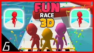 Video Fun Race 3D - Gameplay - First Levels 1 - 10 + Bonus Levels (iOS - Android) MP3, 3GP, MP4, WEBM, AVI, FLV Agustus 2019