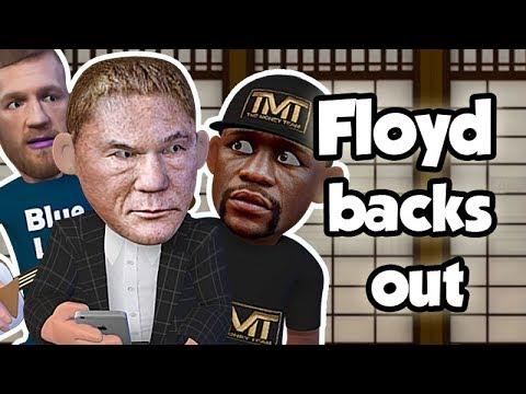Floyd Mayweather chicken out of  Tenshin Nasukawa fight
