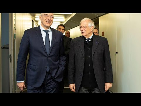 Ζ. Μπορέλ: αλληλεγγύη και υποστήριξη σε Ελλάδα και Κύπρο…