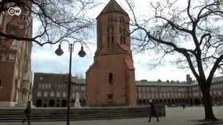 Szeged Hungary  city photo : Citywalk through Szeged in southern Hungary | Euromaxx city