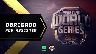 GRANDE FINAL | Campeonato Mundial 2019 FREE FIRE