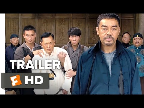 Call of Heroes Official Trailer 1 (2016) -  Louis Koo Movie