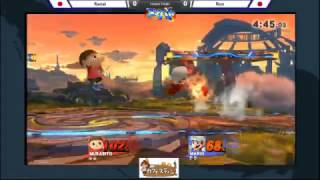 Sumabato 17 LF: Ranai (Villager) vs. Ron (Mario)