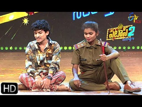 Patas 2 | Praveen & Vennela Performance | 19th July 2019  | ETV Plus