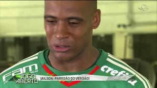 O maior goleiro da temporada 2016, Jaílson falou sobre sua carreira, sua entrada no Palmeiras e a conquista do enea com a camisa alviverde.