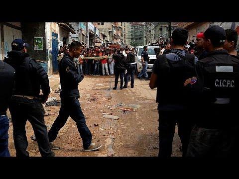 Νεκροί σε συγκρούσεις και λεηλασίες στη Βενεζουέλα