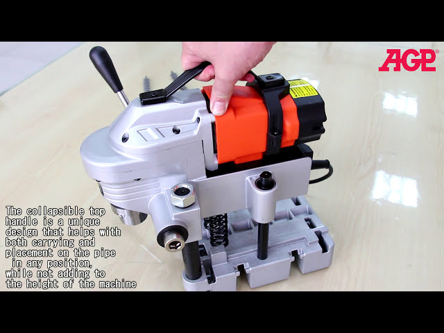 AGP HC127 Hole Cutting Drill – Introduction & Operation