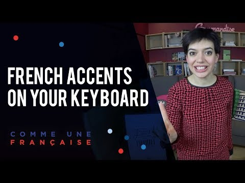 how to get e with accent on laptop