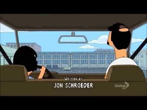 Bob's Burgers - Tina gets to drive