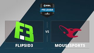 mouz vs Flipsid3, game 1