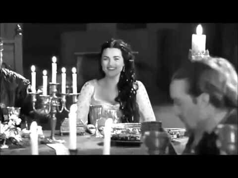 Merlin reveals his magic to Morgana [needs fixing]