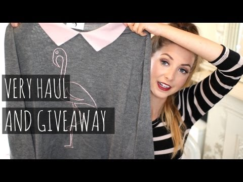 Very - Hope you enjoyed my Very haul! Me scouring the Very Showroom (Subscribe & comment to enter) - http://bitly.com/17tZv6T GOOD LUCK! My holiday blog post: http:...