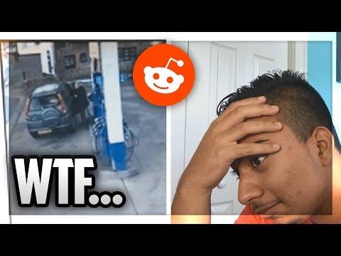 Reddit wtf - WTF... (Reddit w/ Facecam)