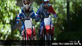 5. 2018 Honda CRF110F Trail - Honda Suzuki of Warren - Warre...