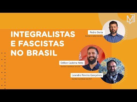 Integralistas e fascistas no Brasil