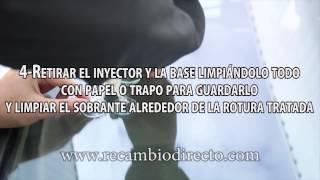Kit De Reparación De Lunas WRK Hágalo Usted Mismo (recambiodirecto.com)