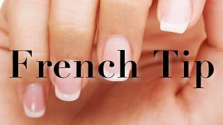 2 Cara Mudah Mengaplikasi French Manicure Nail Art