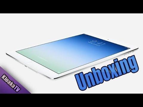 Apple iPad Air Unboxing