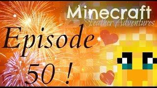 Minecraft PC - Feather Adventures : Feather Fun !!!  - {50}