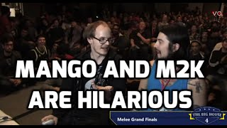 Compilation I made of Mango and M2K Arguing