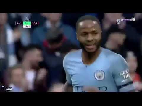 Manchester City vs Southampton 6-1 - All Goals & Full Highlights 2018 HD