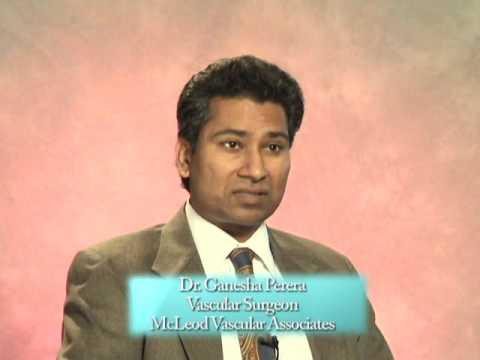 Dr. Ganesha Perera, Vascular Surgeon