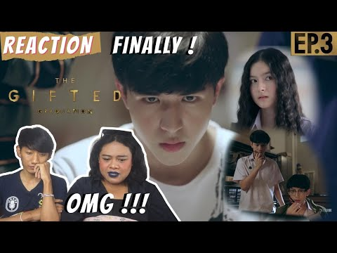 THE GIFTED GRADUATION EP. 3 REACTION !! | OMG !!