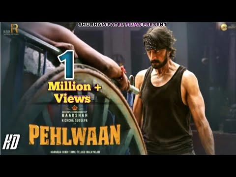 Badshah Pehlwan(2019) Latest Hindi dubbed Full Movie | Kiccha Sudeep , Sunil Shetty
