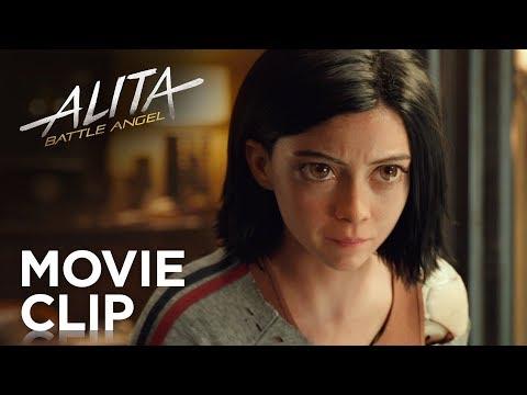 Alita: Battle Angel - Movie Clip Latest Official