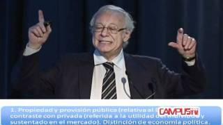Conferencia Magistral: Dr. José Joaquín Brunner. Investigador, Consultor Y Académico Chileno