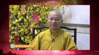 TT. Thích Nhật Từ chúc tết Phật tử xuân Bính Thân 2016