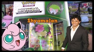 Pokemon Cards! Opening a DECENT Shaymin Mythical Box! by Master Jigglypuff and Friends
