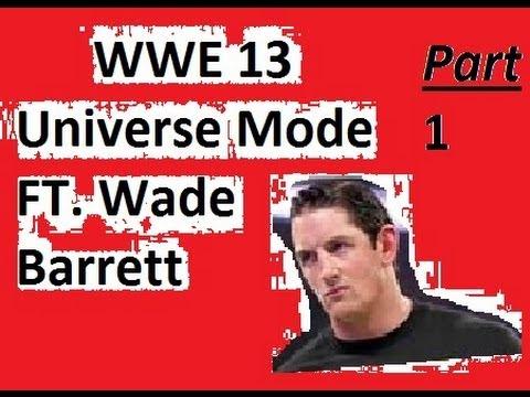 Video WWE 13 Universe Mode Rebooted ft. Wade Barrett Week 1 download in MP3, 3GP, MP4, WEBM, AVI, FLV January 2017