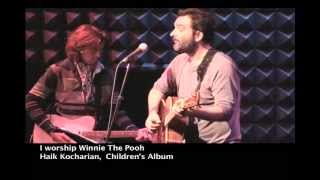 "Haik Kocharian's ""Children's Album"" release concert at Public Theater's Joe's Pub"