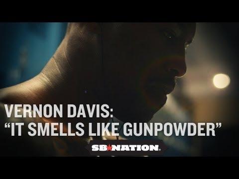 "Vernon Davis ""It Smells Like Gunpowder"" – Motivational training – Core of Sports"