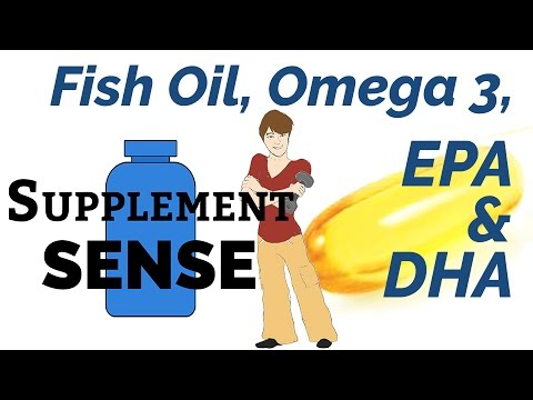 Fish Oil, Omega 3, EPA/DHA - How Are They All Related?