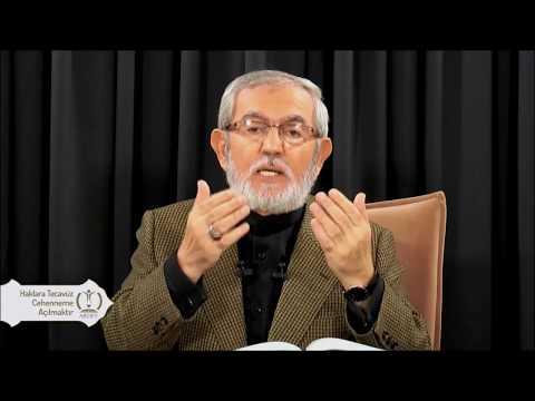 Peygamberimizin Kul Hakkı Konusundaki Uyarısı ve Korkusu