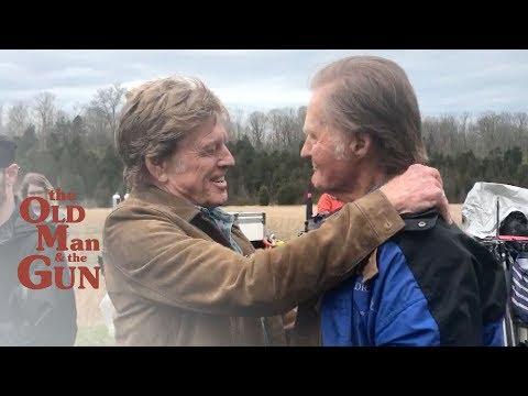 The Old Man & the Gun - Sundance Kids Reunited?>