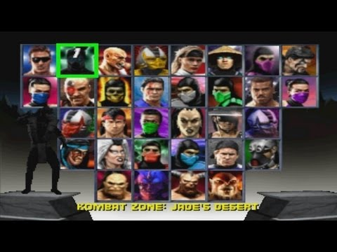 Mortal Kombat Trilogy Playstation