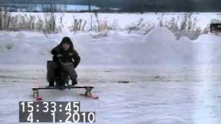 8. Mini snowmobile.avi