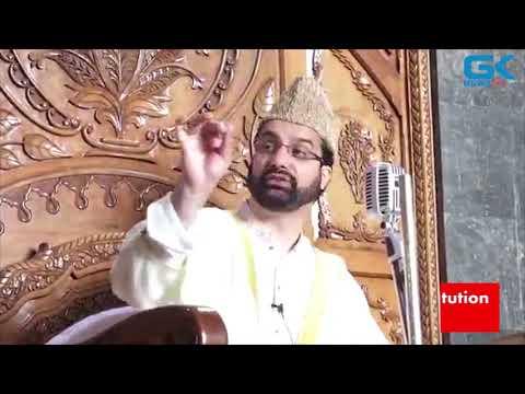 Ajit Doval's aberration remark on Kashmir constitution shows arrogance: Mirwaiz